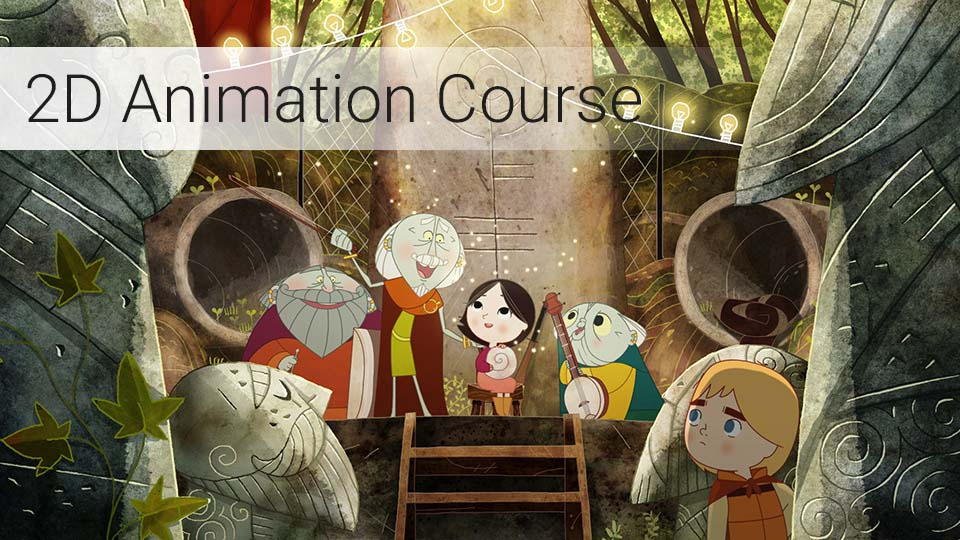 2D Animation Training in Chennai