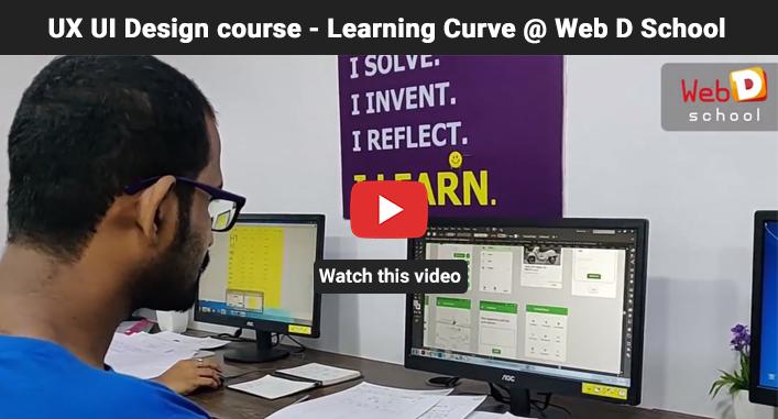 Terrific Ui Ux Design Courses In Chennai Web D School Complete Home Design Collection Barbaintelli Responsecom